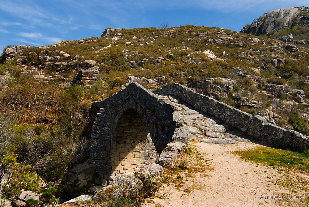Quot Ponte Nova Parque Nacional Da Peneda Geres Portugal Quot By