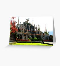 Isola Bella - Baroque on steroids Greeting Card