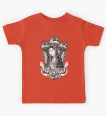 Miss Kitty Guadalupe Kids Tee