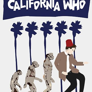 California Who Poster 2 by JazzK