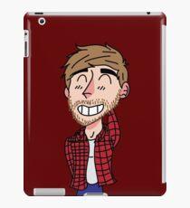 Jesse Carmichael iPad Case/Skin