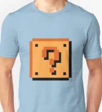 Question Brick Unisex T-Shirt