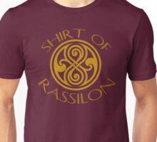 shirt of rassilon -gold Unisex T-Shirt