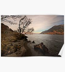 Ullswater Afternoon Poster