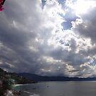 Clouds are decorating the Sky - Nubes están decorando el Cielo by PtoVallartaMex
