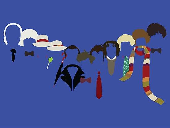 The Doctors - Clean Background by Jarrod Kamelski