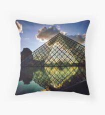 Paris 303 Throw Pillow