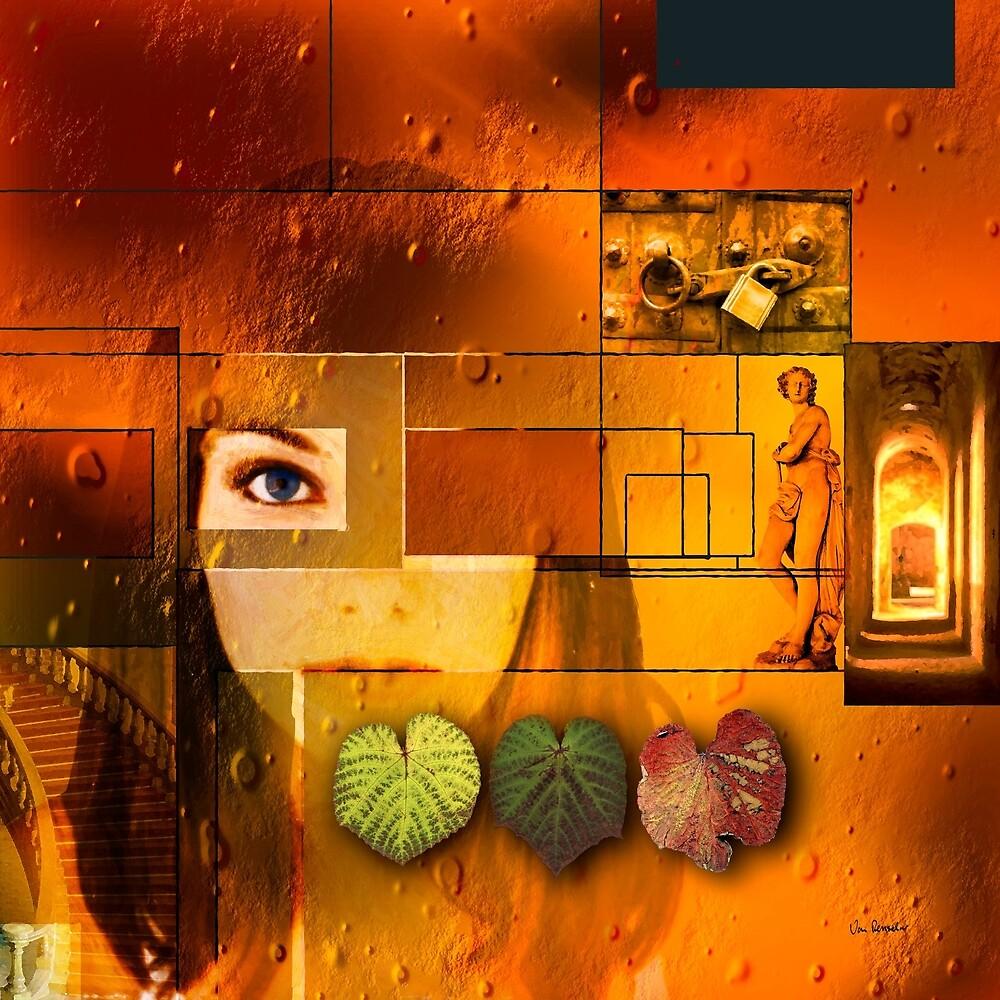 The Memory of Leaves by Van Renselar