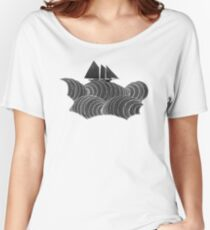 The Ancient Sea Women's Relaxed Fit T-Shirt