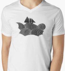 The Ancient Sea Men's V-Neck T-Shirt