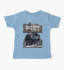 Support Primate Literacy Baby Tee