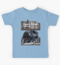 Support Primate Literacy Kids Tee