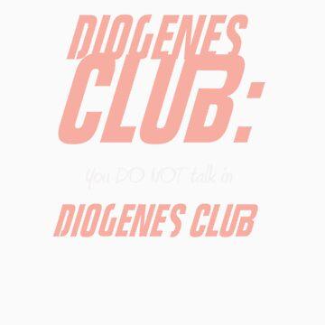Diogenes Club by MoriNoYosei