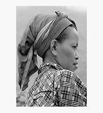Dao Woman Photographic Print