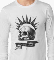 Mistic Skull  Long Sleeve T-Shirt