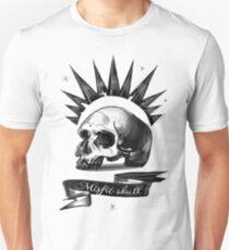 Mistic Skull  Unisex T-Shirt