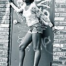 Graffiti & Legs by mephotography