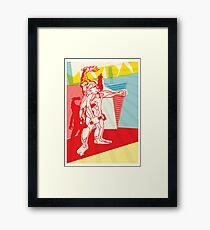 Mayday Framed Print
