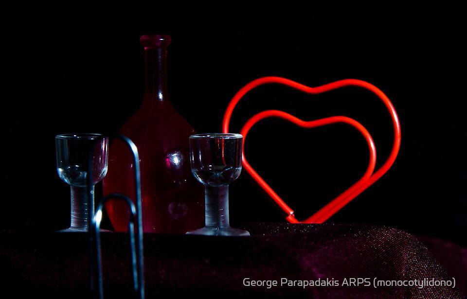 She was the prettiest 'clip he had ever seen... by George Parapadakis ARPS (monocotylidono)