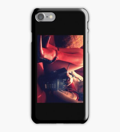 Dangers of Drunk Dialing I-Phone Case iPhone Case/Skin