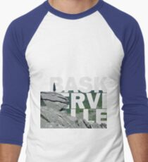 The Hound of the Baskerville Men's Baseball ¾ T-Shirt