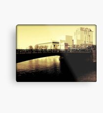 Milwaukee © Metal Print