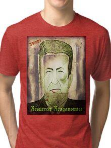 2012 Resurrect Reaganomics Tri-blend T-Shirt