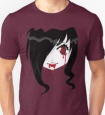 Red Liquid Unisex T-Shirt