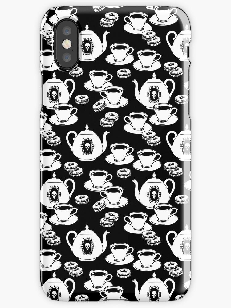 Tea Things by blacklilypie