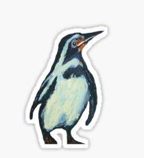 Penguin Polo Sticker