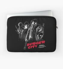Burger City Laptop Sleeve
