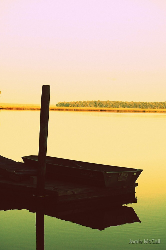 adrift by Jamie McCall