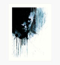 The Visitor #3 Art Print