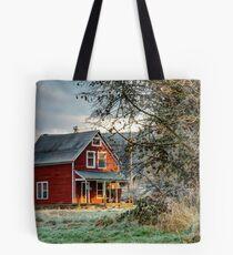 Modern Times on the Farm Tote Bag