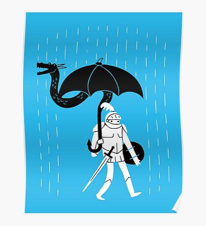 Dragonbrella Poster