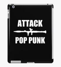 Attack Pop Punk iPad Case/Skin