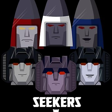 "Transformers - ""Seekers (Group)"" by deadbunnyboy"