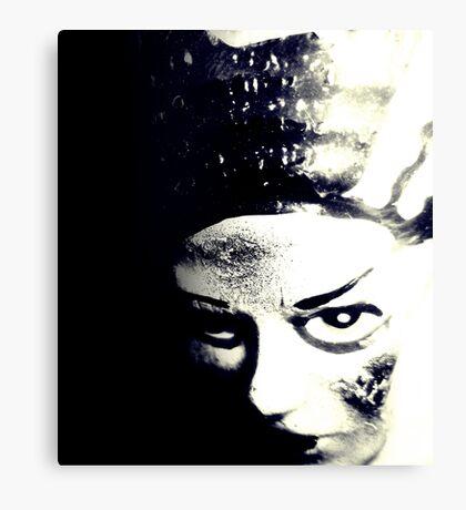 Bride of Frankenstein 1 Canvas Print