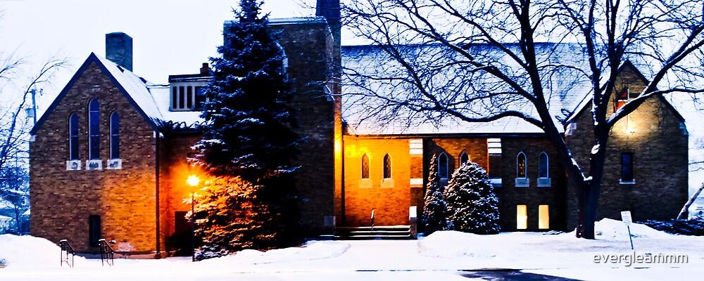 Methodist Church II by evergleammm