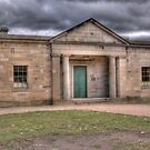 Courthouse, Little Hartley, NSW, Australia by Adrian Paul
