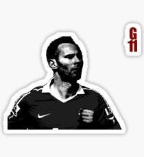GIGGS the true legend Sticker