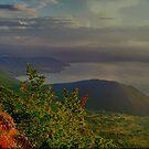 Mountain Galicica & Ohrid Lake by Kristina R.