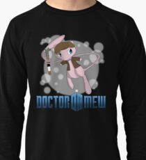 Doctor Mew Lightweight Sweatshirt