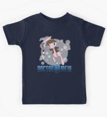 Doctor Mew Kids Tee