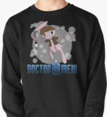 Doctor Mew Pullover