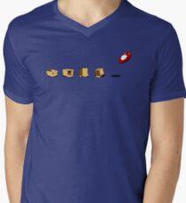 Joy of Childhood Mens V-Neck T-Shirt