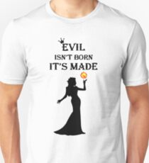 Evil Regal Perfect Christmas Gift Unisex T-Shirt