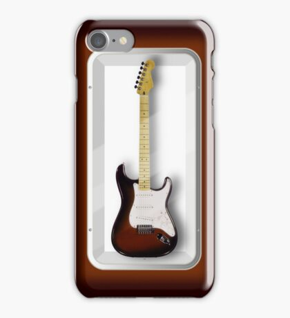 Axe 4 No Whammy, No Label iPhone Case/Skin