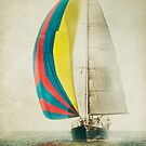 Ketch the Wind II by Suzanne Cummings