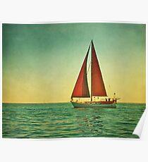 Red Sails...take me away Poster